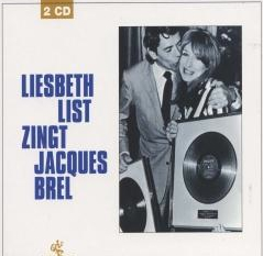liesbeth list zingt brel album hoes 1969